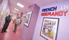 Sprachschule French in Normandy in Rouen